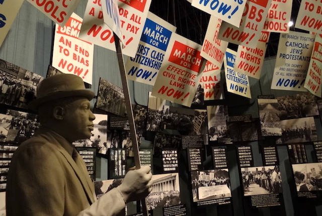 National Civil Rights Museum; Photo courtesy of Flickr/Adam Jones