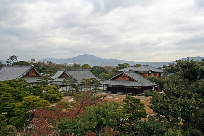 Nijo Castle; Photo courtesy of Ruth Hartnup via Flickr