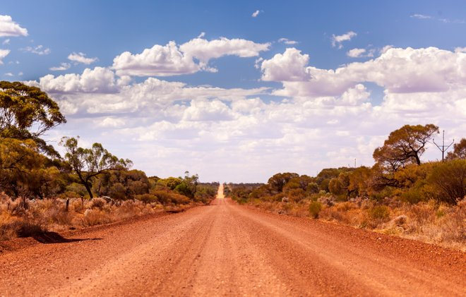Outback Bild mit freundlicher Genehmigung von Russellstreet via Flickr