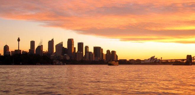 Sydney Bild mit freundlicher Genehmigung von Paul Lim über Flickr