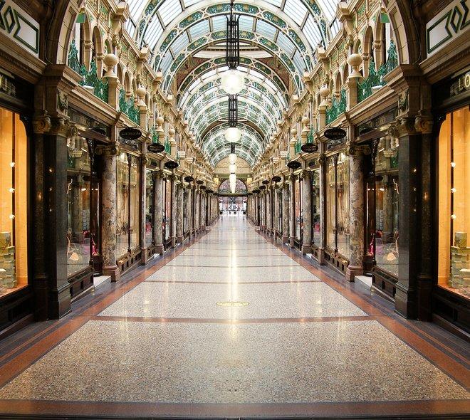 Queens Arcade; Photo gracieuseté de Rob Ellis via Flickr