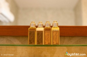 L'Occitane toiletries
