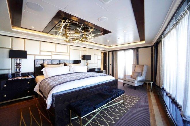 La Suite Regent sur Seven Seas Explorer de Regent Seven Seas Cruises
