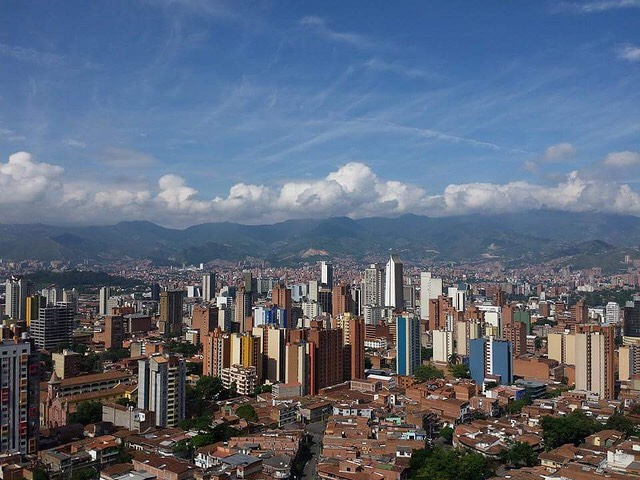 Medellín. Photo courtesy of Ivan Erra Jota