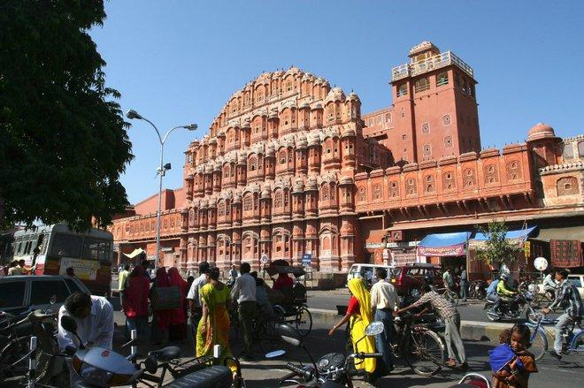 Imagem de Jaipur cortesia de Bryan Allison via Flickr
