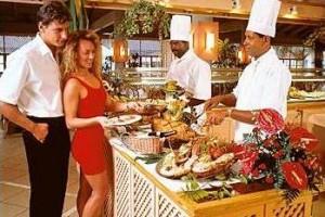 Elegant cuisine