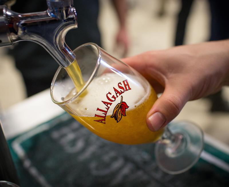 Foto per gentile concessione di Allagash Brewing via Flickr