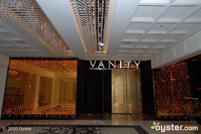 Vanity Nightclub dans la tour HRH