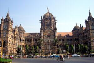 Victoria Terminus (Chhatrapati Shivaji Terminus); Image courtesy of Sven Lindner via Flickr.