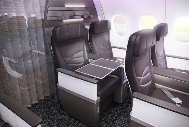 A321neo aerei; Foto per gentile concessione di Hawaiian Airlines