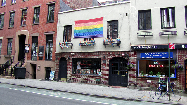 L'auberge Stonewall. David Jones / Flickr