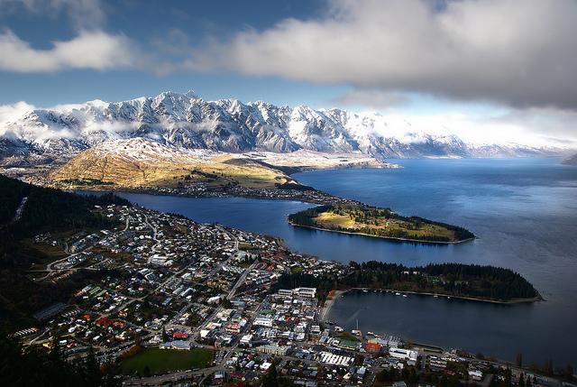 Cortesia de Flckr // Bernard Spragg.NZ