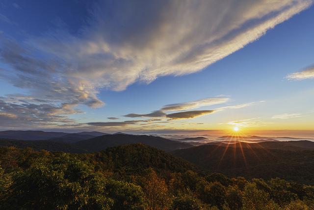Shenandoah National Park/Flickr