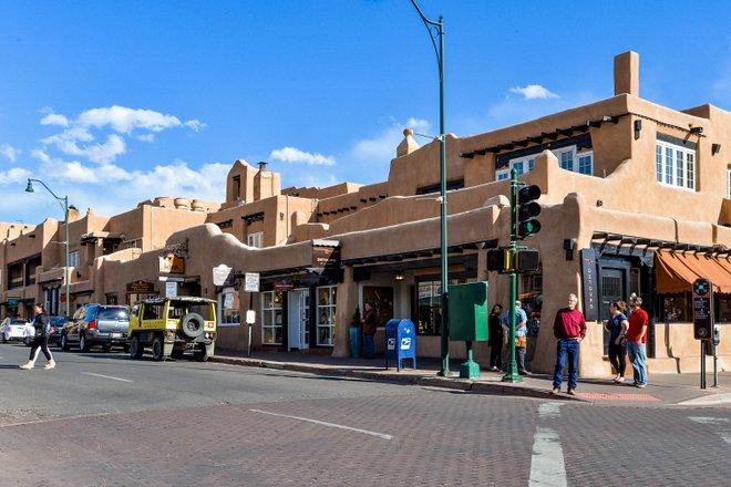 Santa Fe, New Mexico / Oyster