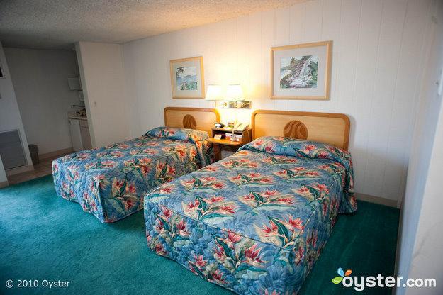Quarto Ocean View Hotel no Ocean Resort Hotel Waikiki