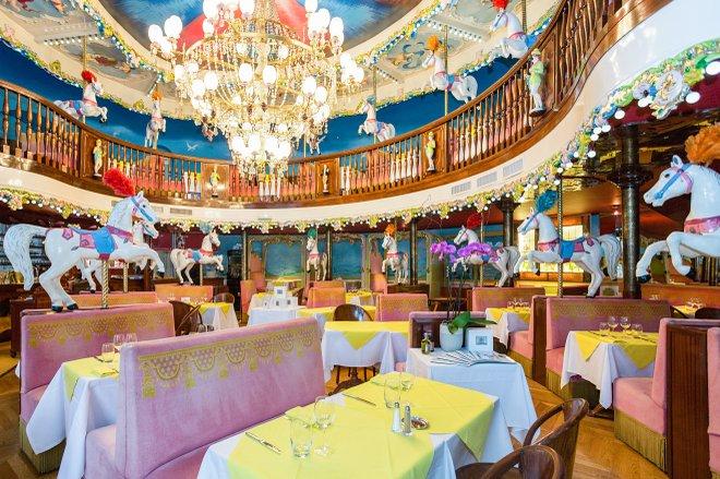 La Rotonde at the Hotel Negresco/Oyster