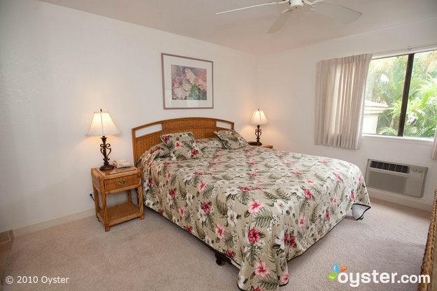 Suíte de um quarto no Aston Maui Hill Resort