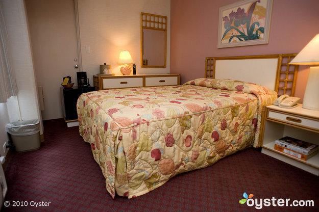 Quarto Standard Hotel no Hotel Queen Kapiolani