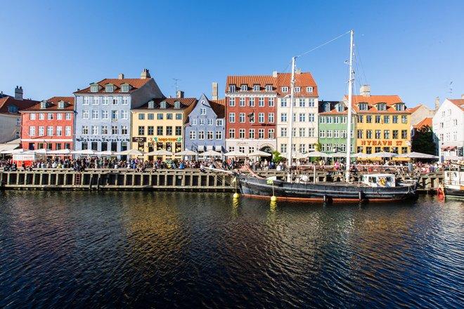 Kongens Nytorv & Nyhavn / Oyster