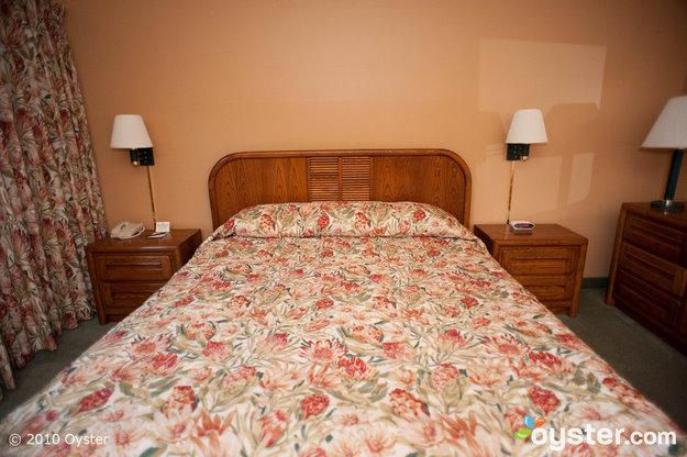 Quarto Standard com Vista Montanha no Makaha Resort
