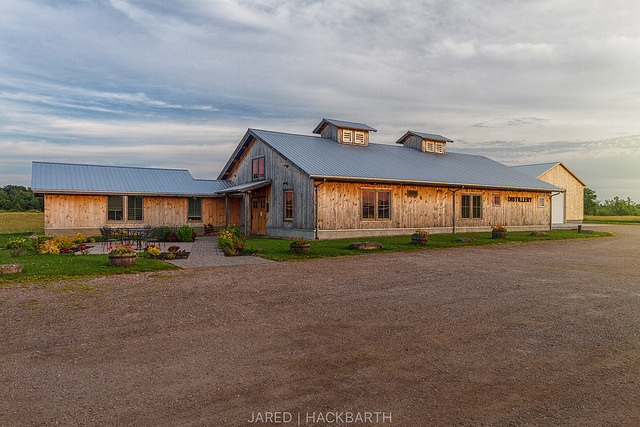 Clayton Distillery, Jared Hackbarth/Flickr