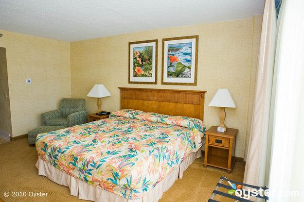 Quarto Superior no Hotel Waikiki Resort