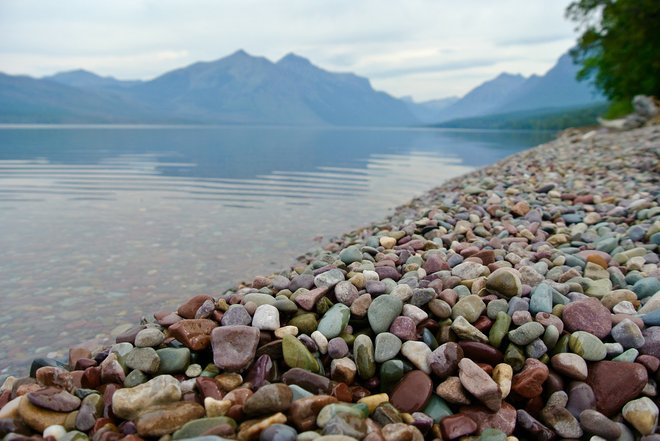 Lake McDonald; Image courtesy of Lara Grant