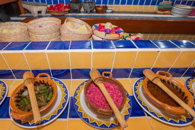 Hacienda El Mortero in Cancun/Oyster