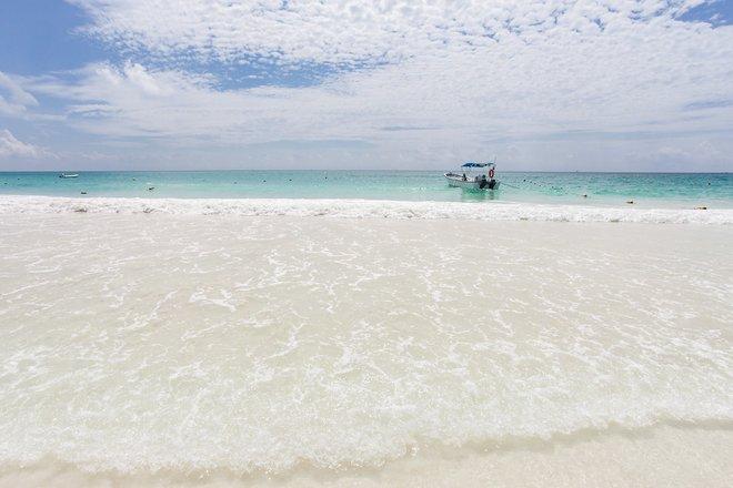 Playa en los Secrets Maroma Beach Riviera Cancun / Oyster