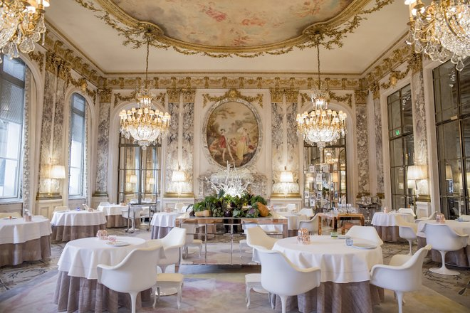 Image courtesy of Le Meurice