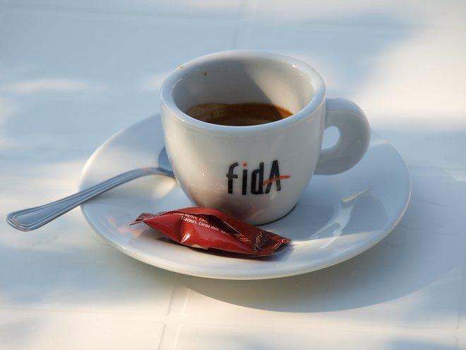 Espresso; Photo credit: Flickr/mararie