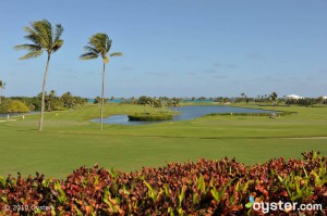 Golf presso The One and Only Ocean Club