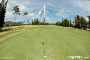 Golf presso Turtle Bay Resort