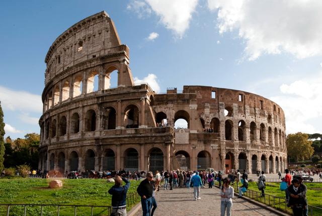 Colosseo / Ostrica