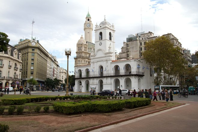 Metropolitan Cathedral in Buenos Aires; Oyster
