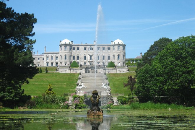 Powerscourt Estate; Amanda Susan Monroe/Wikimedia.