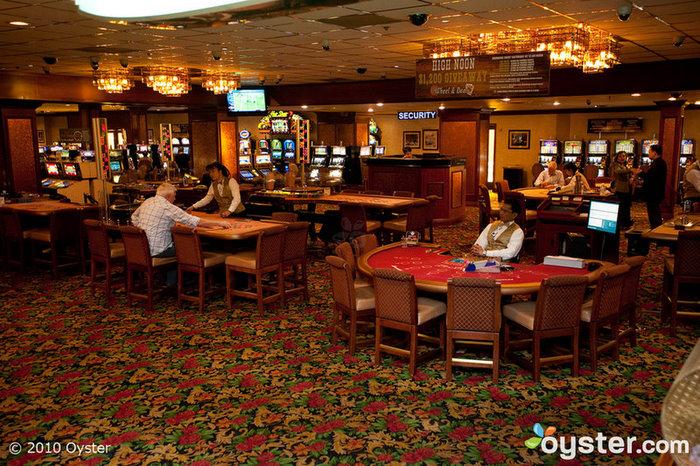 Casino at El Cortez Hotel and Casino