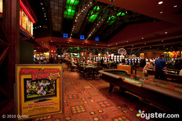 Casino at Cannery Casino Hotel Las Vegas
