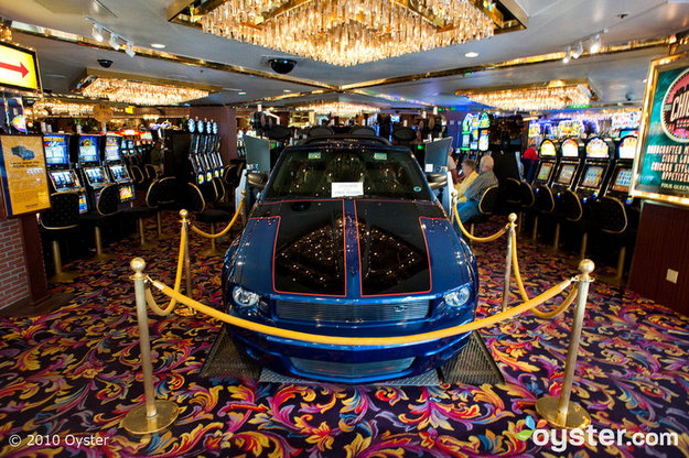 Casino at Four Queens Hotel and Casino Las Vegas