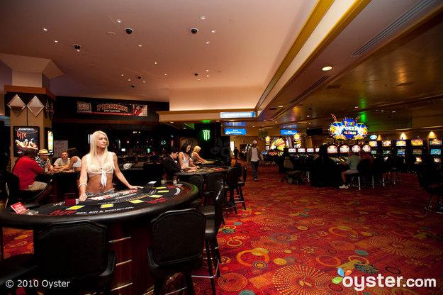Casino at Stratosphere Hotel and Casino Las Vegas
