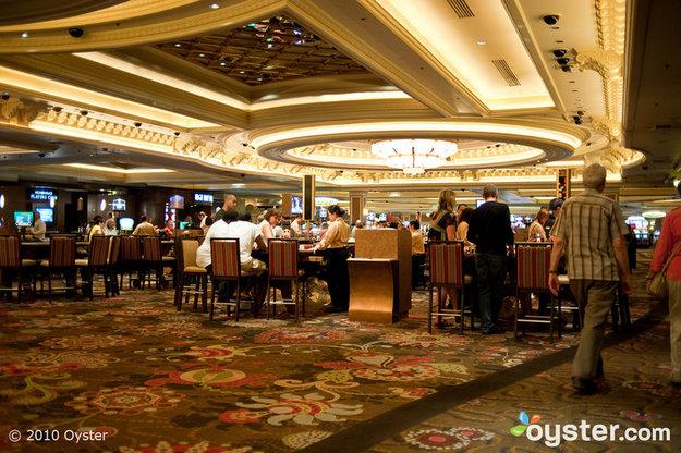 Casino at Monte Carlo Resort & Casino Las Vegas