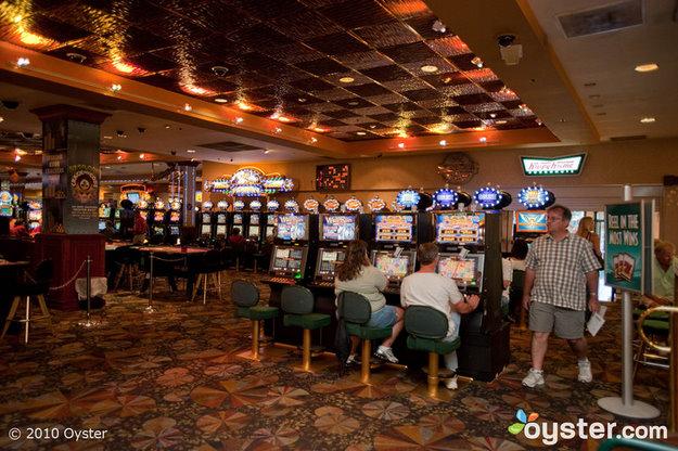Casino at Fitzgeralds Casino Las Vegas