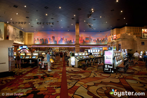 Casino at New York New York Hotel & Casino Las Vegas
