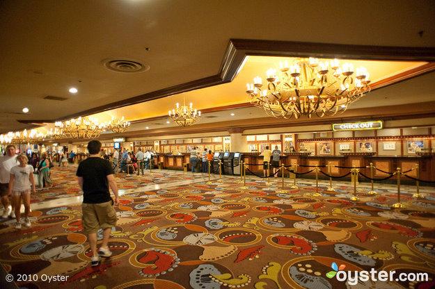 Lobby at Excalibur Hotel and Casino Las Vegas