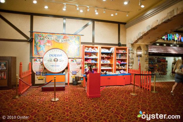 Shops at Excalibur Hotel and Casino Las Vegas