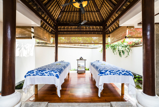 Spa at The Oberoi, Lombok/Oyster
