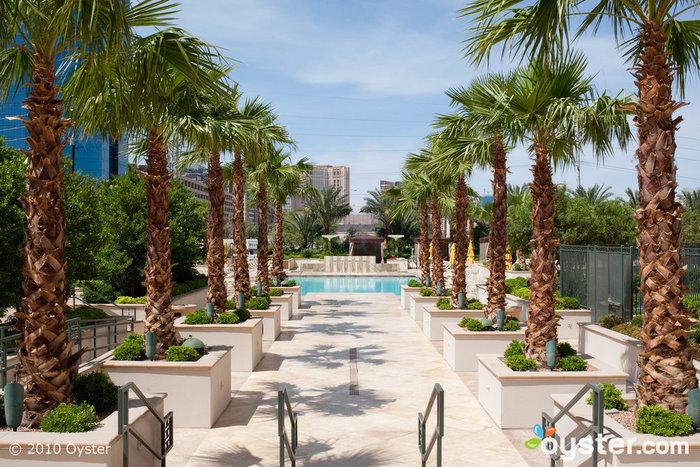 The Signature at MGM Grand es uno de los hoteles más románticos de Las Vegas