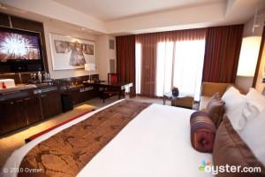 Habitación Executive Mandarin en Mandarin Oriental Las Vegas