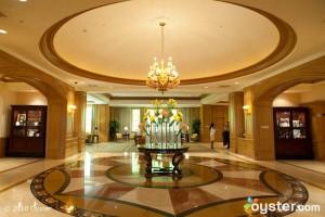 Lobby del Four Seasons Hotel Las Vegas