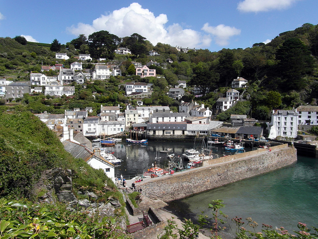 Polperro; Tom Bastin / Flickr